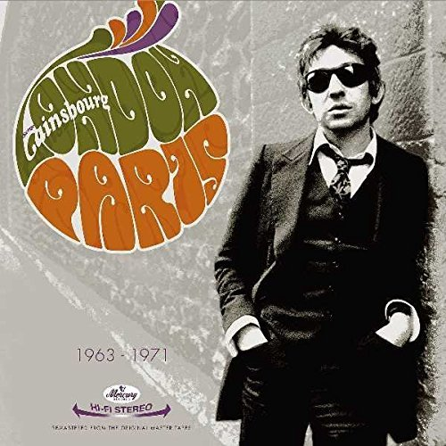 Serge Gainsbourg Gainsbourg London Paris