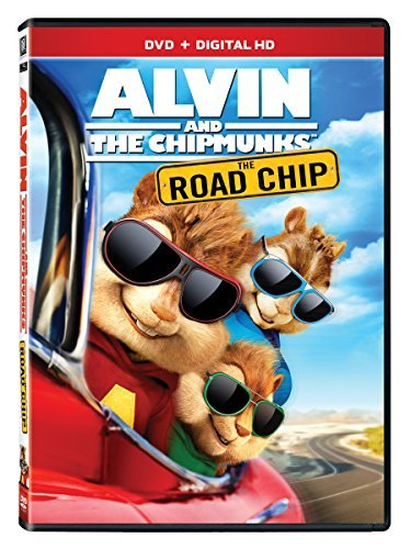 Alvin And The Chipmunks The Road Chip Alvin And The Chipmunks The Road Chip DVD Pg