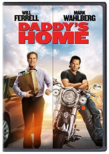 Daddy's Home Ferrell Wahlberg Cardellini DVD Pg13