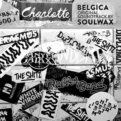 Soulwax Belgica (original Soundtrack By Soulwax) Import Gbr 2lp