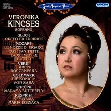 Veronika Kincses Great Hungarian Voices