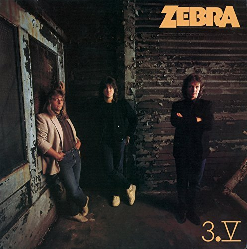Zebra 3.V Import Gbr Deluxe Ed. Remastered