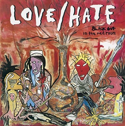 Love Hate Blackout In The Red Room Import Gbr Deluxe Ed. Remastered