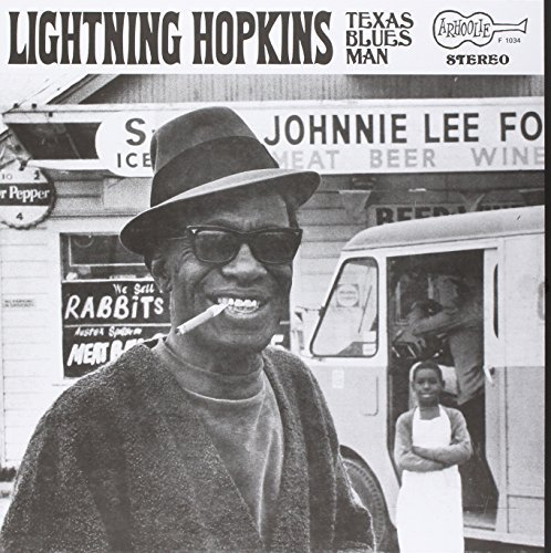 Lightning Hopkins Texas Blues Man Lp