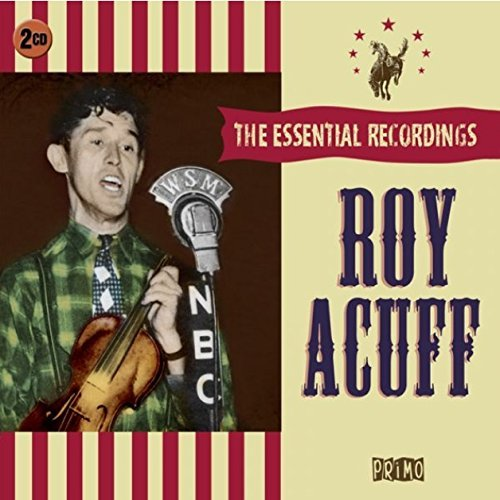 Roy Acuff Essential Recordings Import Gbr 2cd