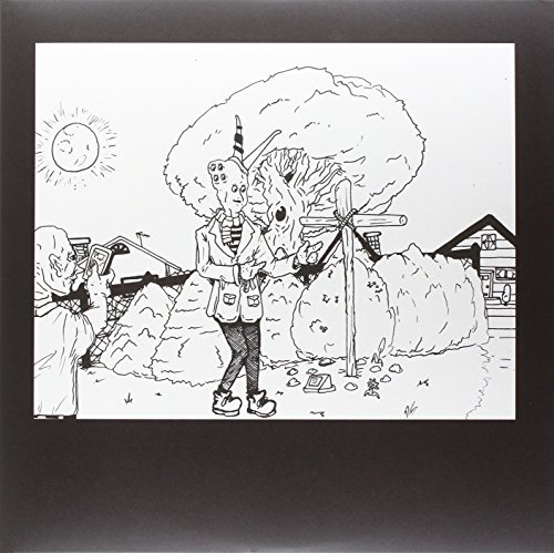 Teen Suicide It's The Big Joyous Celebration Let's Stir The Honeypot 2xlp W Comic Book