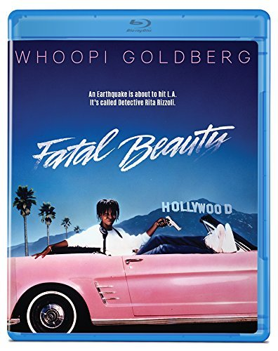 Fatal Beauty Goldberg Elliott Blades Blu Ray R