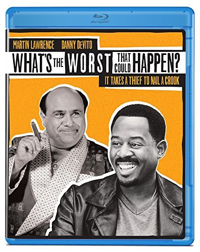 What's The Worst That Could Happen Lawrence De Vito Leguizamo Blu Ray Pg13