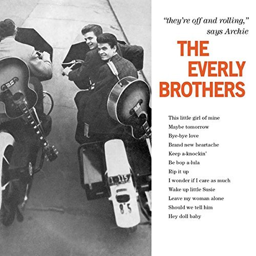 The Everly Brothers The Everly Brothers Lp