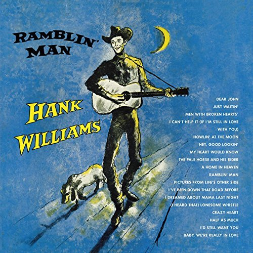 Hank Williams Ramblin' Man Lp