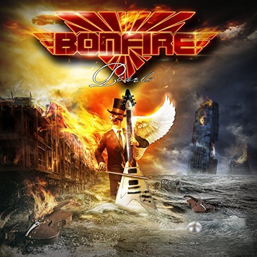 Bonfire Pearls 2cd