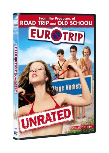 Eurotrip Mechlowicz Pitts Wester Jones Ws Nr Unrated