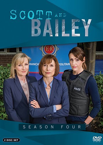 Scott & Bailey Season 4 DVD
