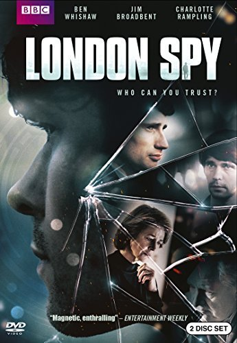 London Spy Whishaw Holcroft Broadbent DVD Nr