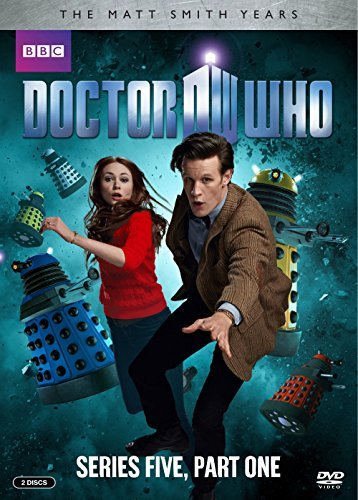 Doctor Who Series 5 Part 1 DVD