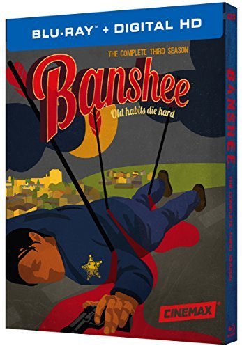 Banshee Season 3 Blu Ray
