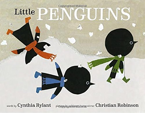 Cynthia Rylant Little Penguins