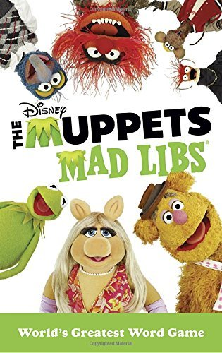 Kendra Levin The Muppets Mad Libs