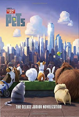 David Lewman The Secret Life Of Pets The Junior Novelization