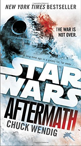 Chuck Wendig Star Wars Aftermath