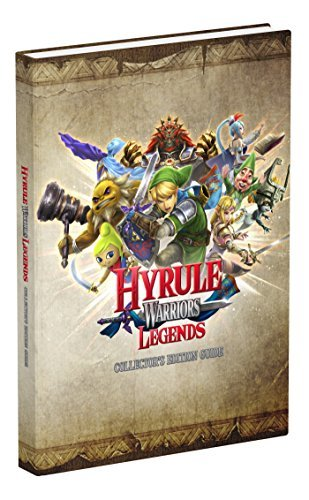 Garitt Rocha Hyrule Warriors Legends Collector's Edition Prima Official Guide
