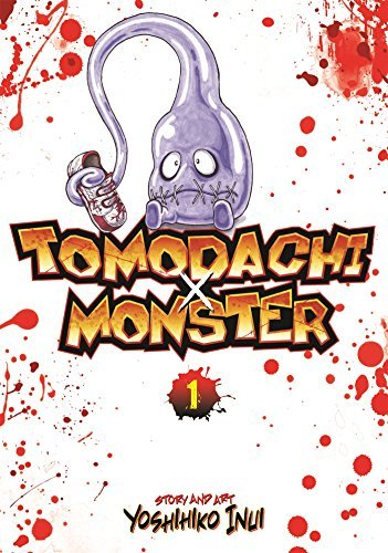 Yoshihiko Inui Tomodachi X Monster Volume 1