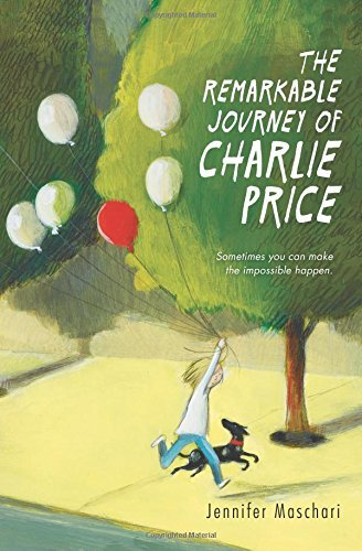 Jennifer Maschari The Remarkable Journey Of Charlie Price