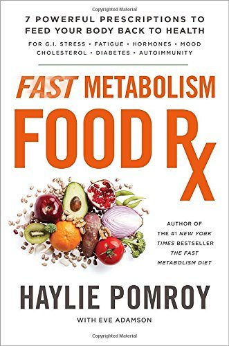 Haylie Pomroy Fast Metabolism Food Rx 7 Powerful Prescriptions To Feed Your Body Back T
