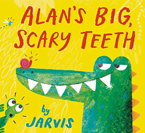 Jarvis Alan's Big Scary Teeth