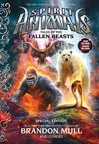 Brandon Mull Tales Of The Fallen Beasts (spirit Animals Special Edition)