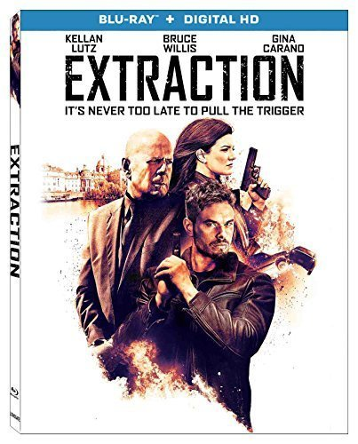 Extraction Willis Lutz Carano Blu Ray Dc R