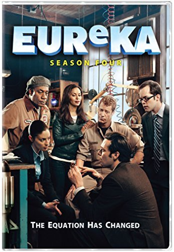 Eureka Season 4 DVD