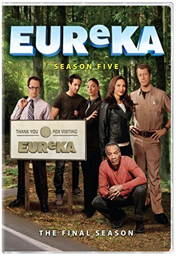 Eureka Season 5 DVD