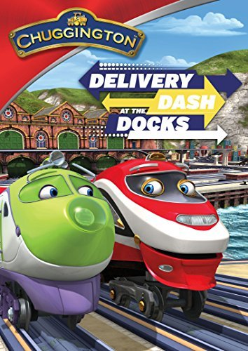 Chuggington Delivery Dash At The Docks DVD