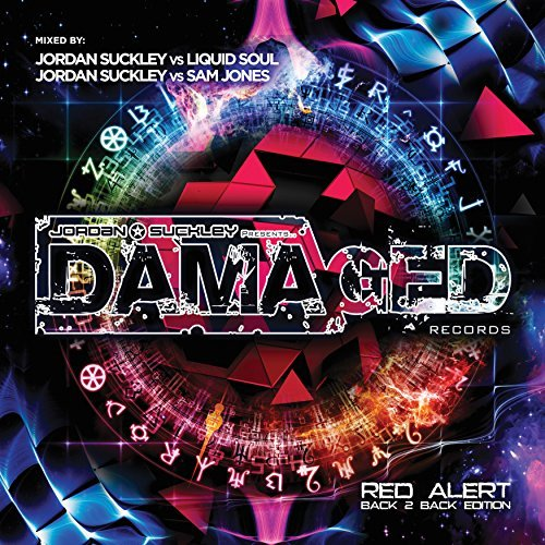 Jordan Liquid Soul Suckley Damaged Red Alert Back 2 Back