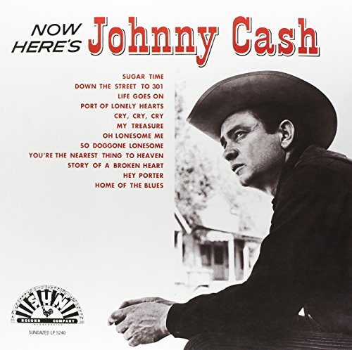 Johnny Cash Now Here's Johnny