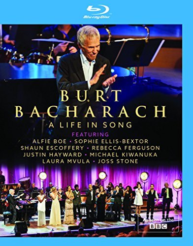 Burt Bacharach A Life In Song (bd)