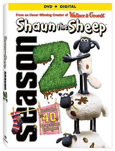 Shaun The Sheep Season 2 DVD Dc