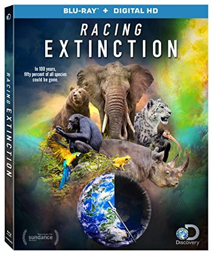 Racing Extinction Racing Extinction Blu Ray Dc Nr