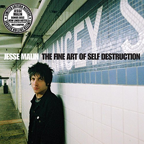 Jesse Malin Fine Art Of Self Destruction Import Gbr 2lp