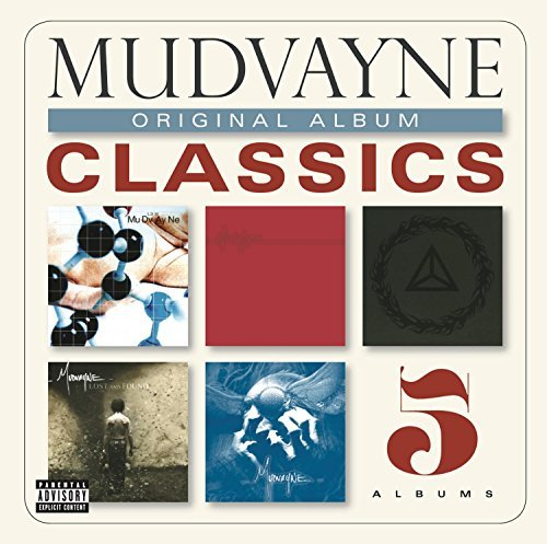 Mudvayne Original Album Classics Explicit Version Original Album Classics