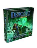 Fantasy Flight Games Descent Mists Of Bilehall Campaign Expansion 0002 Edition;