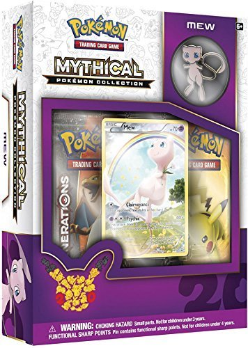 Pokemon Cards Mythical Mew Collection