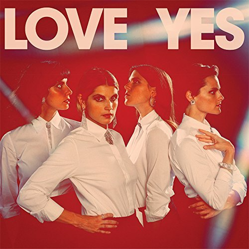 Teen Love Yes (indie Exclusive) (2lp Red Vinyl) Limited To 300 Pieces.