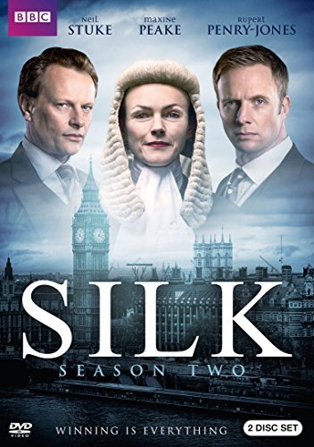 Silk Season 2 DVD
