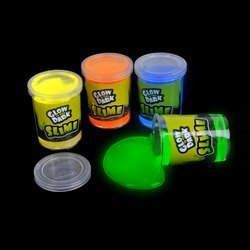 Toy Fun Express Glow In The Dark Slime Party Pack (2 P