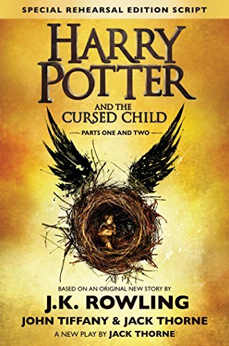 J. K. Rowling Harry Potter And The Cursed Child Parts 1&2