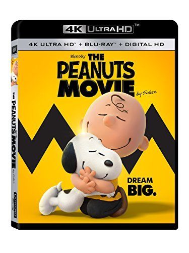 Peanuts Movie Peanuts Movie 4k