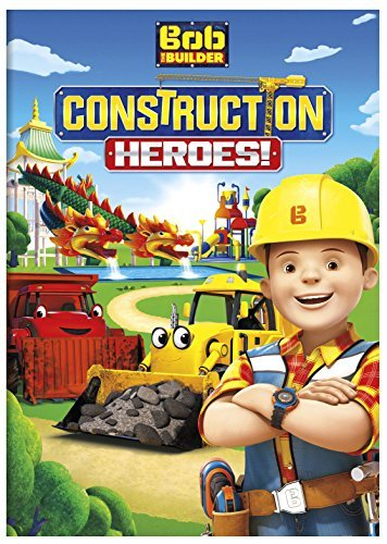 Bob The Builder Construction Heroes! DVD