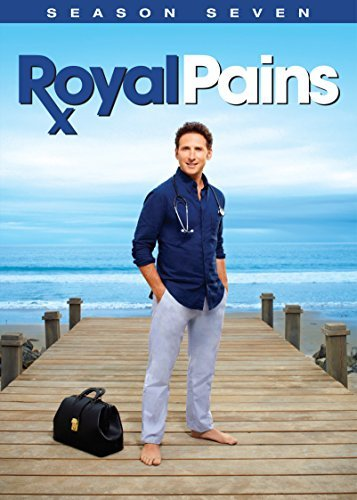 Royal Pains Season 7 DVD